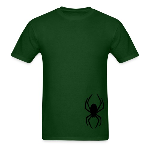 Here Lies Trantula Green T - Men's T-Shirt