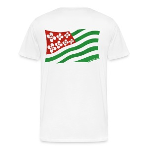 new flag - Men's Premium T-Shirt