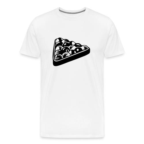 Pool table balls shirt - Men's Premium T-Shirt