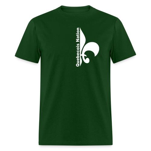 Quebecois Nation - Men's T-Shirt