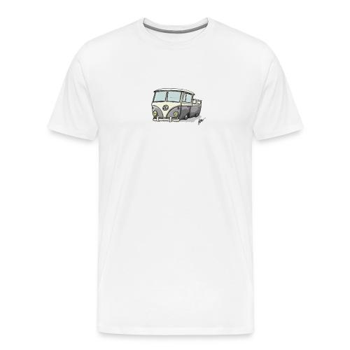 Toon Singlecab VW Bus - Men's Premium T-Shirt