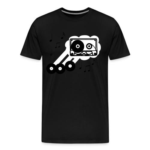 flying tapes - Men's Premium T-Shirt