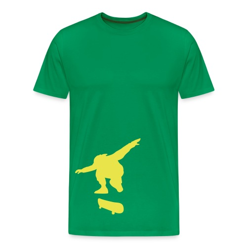 SK8 Wilde - Men's Premium T-Shirt