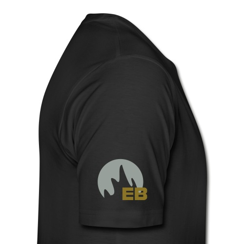 EB Bronze Collection- Blk Shirt - Men's Premium T-Shirt