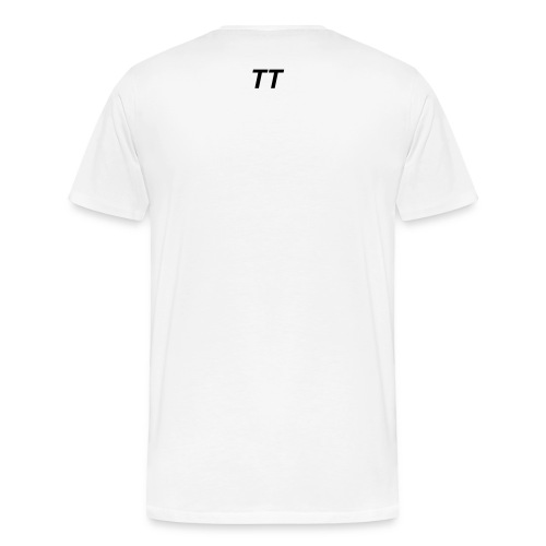 Website (w) - Men's Premium T-Shirt