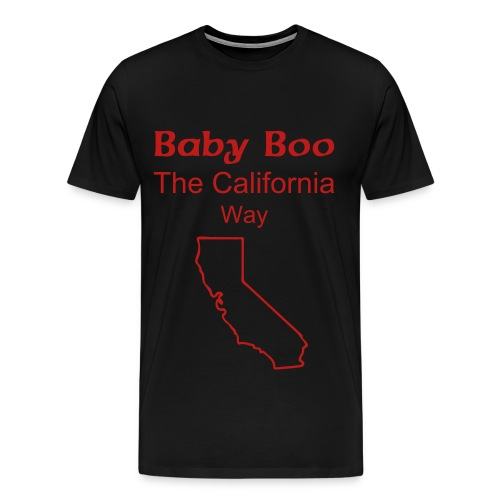 California5 - Men's Premium T-Shirt