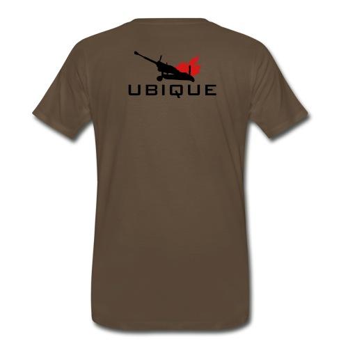 Ubique  - Men's Premium T-Shirt