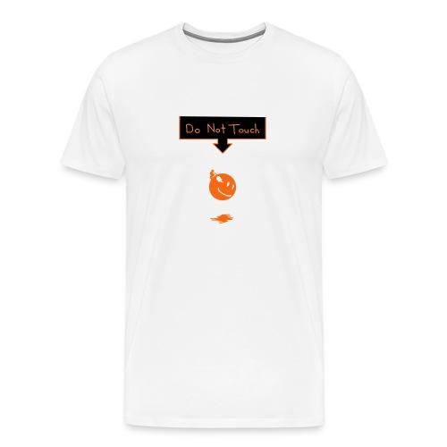 don't touch - Men's Premium T-Shirt