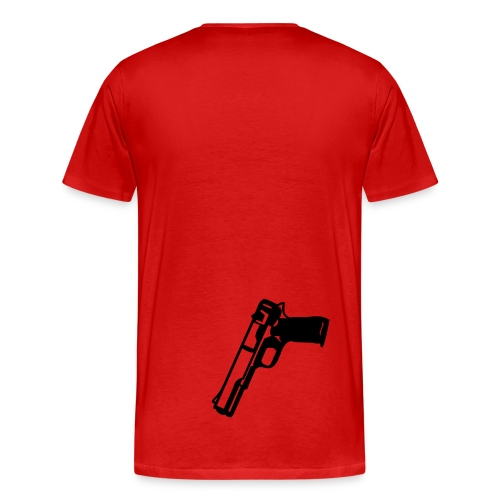 Dressed to Kill - Men's Premium T-Shirt