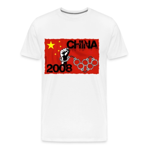 Chinese revolution - Men's Premium T-Shirt