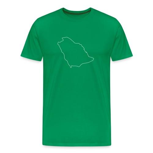 Saudi Arabia - Men's Premium T-Shirt