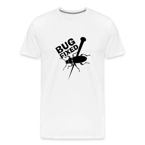 bug fixed - Men's Premium T-Shirt