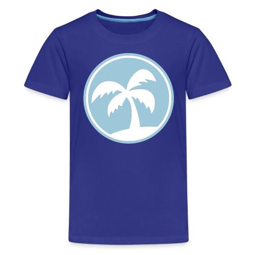 surfs up kids top - Kids' Premium T-Shirt