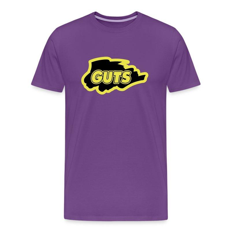 Guts - Men's Premium T-Shirt