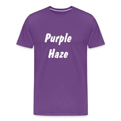 Men's Purple Haze T-shirt - Men's Premium T-Shirt