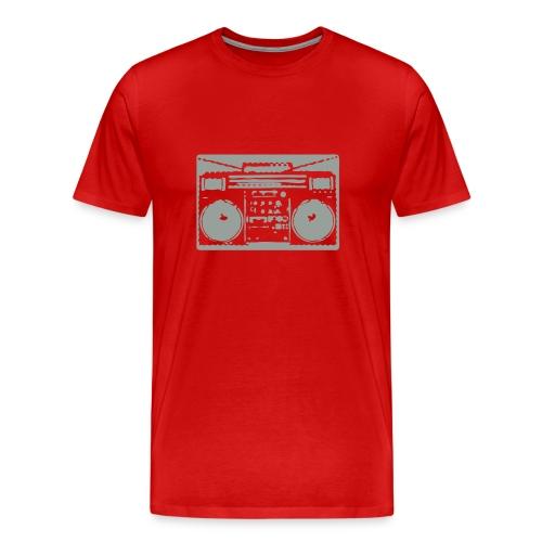 Radio  - Men's Premium T-Shirt