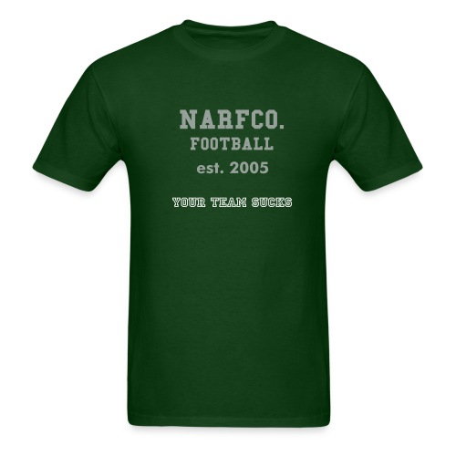 narfball - Men's T-Shirt