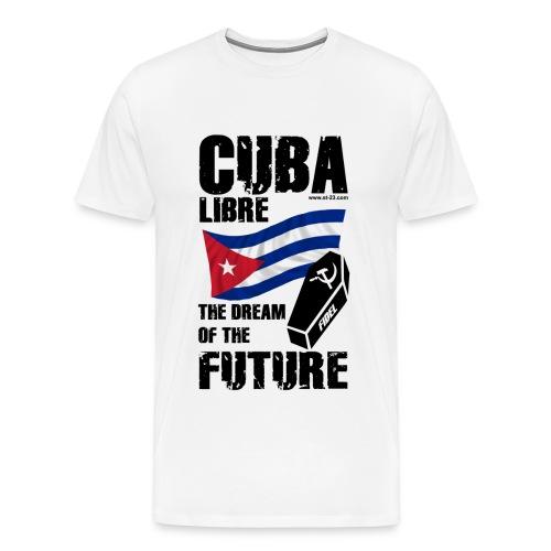 cuba libre - Men's Premium T-Shirt