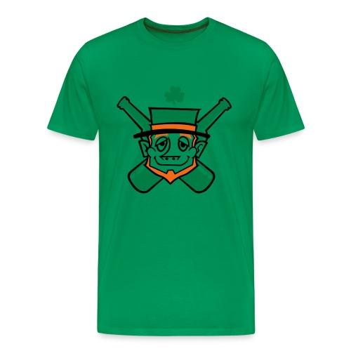 leprechaun T - Men's Premium T-Shirt