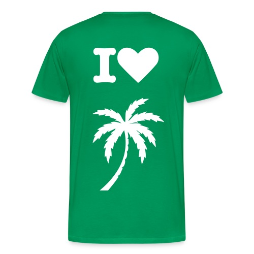 Summer Surfin - Men's Premium T-Shirt
