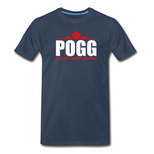 POGG - Men's Premium T-Shirt