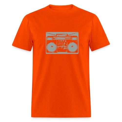 Stagewear Tee Orange - Men's T-Shirt