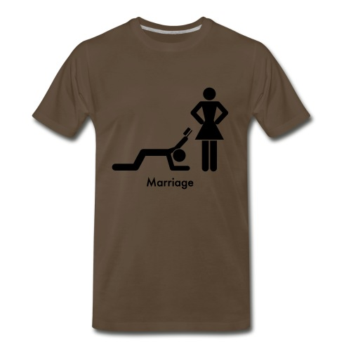 Marriage T - Men's Premium T-Shirt
