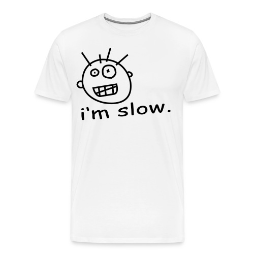 Slow Tee - Men's Premium T-Shirt