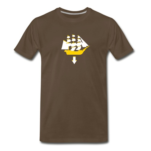 [galleon] - Men's Premium T-Shirt
