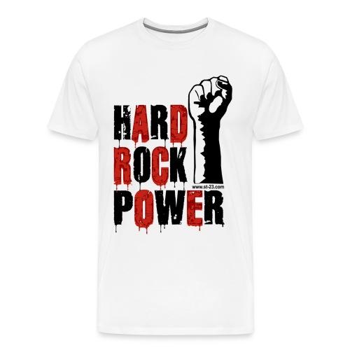 Hard - Men's Premium T-Shirt