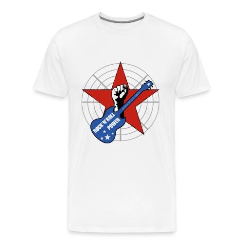 Rock'N'Roll logo - Men's Premium T-Shirt