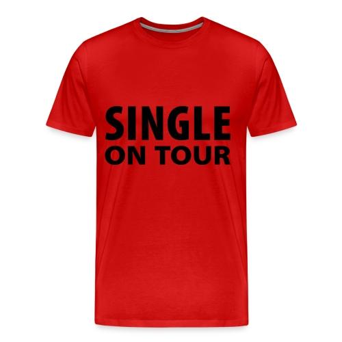 Singles tour - Men's Premium T-Shirt
