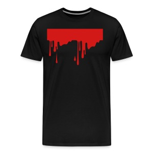 Depravicus Blood Tee - Men's Premium T-Shirt