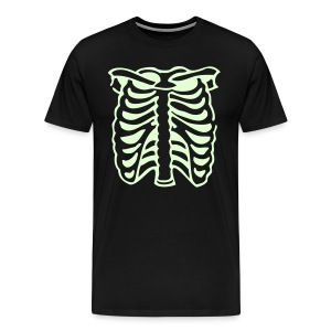 Holloween - Skeleton - Men's Premium T-Shirt