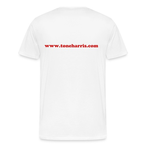 To Be In Love XXXL White Tee - Men's Premium T-Shirt