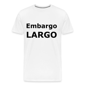 EMBARGO LARGO - Men's Premium T-Shirt