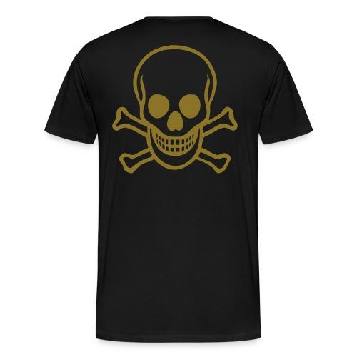 Men's Premium T-Shirt - ook verkrijgbaar in andere kleuren of logo of zonder logo (zonder logo= goedkoper) contacteer mij hiervoor paysnoeperke@hotmail.com