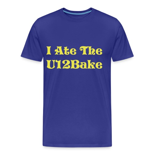 U12Bake XXL - Men's Premium T-Shirt