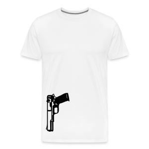 BostonGun - Men's Premium T-Shirt