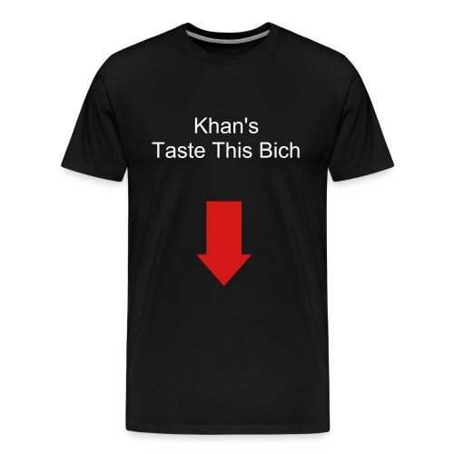 Khan's Shirt - Men's Premium T-Shirt