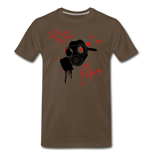 Your Future xxxl - Men's Premium T-Shirt