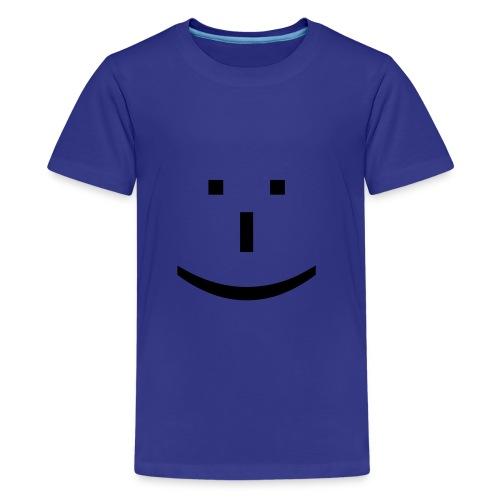 Computer Smiley T-shirt - Kids' Premium T-Shirt