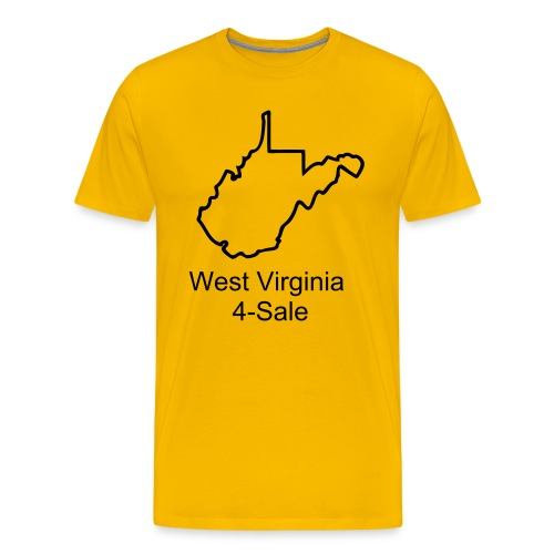 West Virginia - Men's Premium T-Shirt