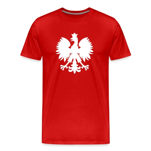 Polish Eagle Tee - Men's Premium T-Shirt