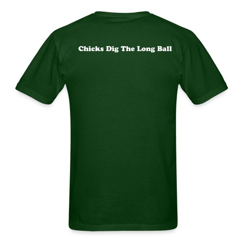 Green/White - Men's T-Shirt