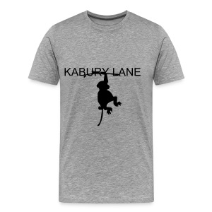 Kabury Lane monkey T-Shirt (XXXl) - Men's Premium T-Shirt