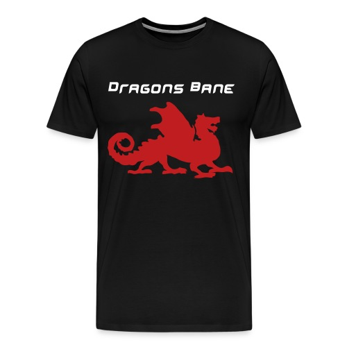 Dragons Bane - Men's Premium T-Shirt