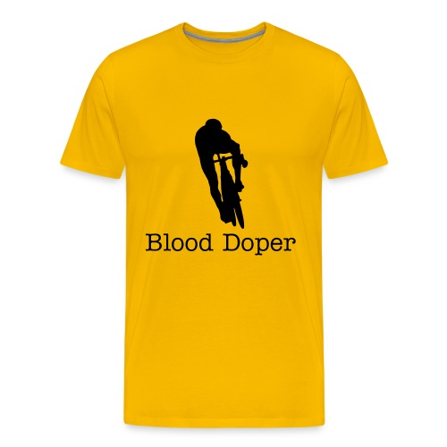 Blood Doper - Men's Premium T-Shirt