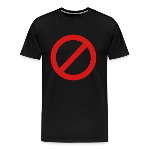 FORBIDDEN - T-SHIRT - Men's Premium T-Shirt