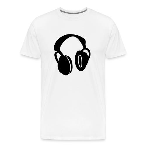 Musik Shirt Heavy - Men's Premium T-Shirt